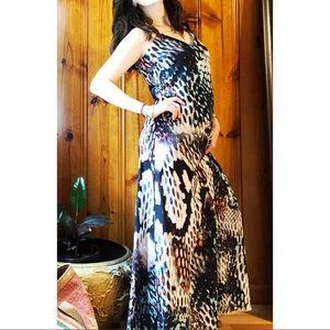 Kenar flowy maxi dress size 4.